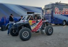 Photo of Polaris RZR® Factory Racing triomfeert bij Laughlin Desert Classic